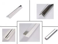 8mm Decorative Wall Cladding Profiles & Trims